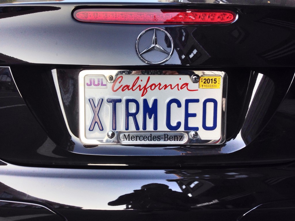 EXTREME CEO OF YOU!